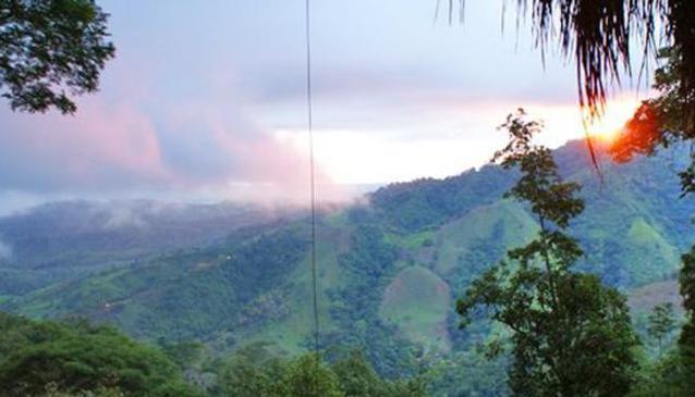 Osa Mountain Village