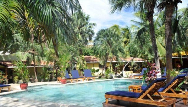 Pasatiempo Hotel Tamarindo