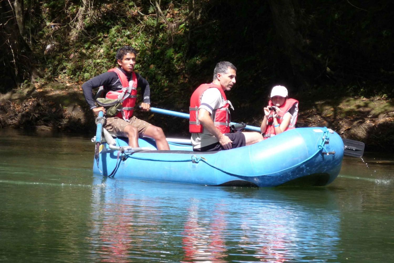 Peñas Blancas 4-Hour River Safari Float