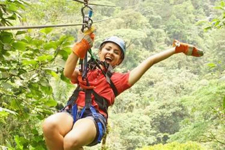 Rainforest Adventures Costa Rica Atlantic 6 in 1 Tour