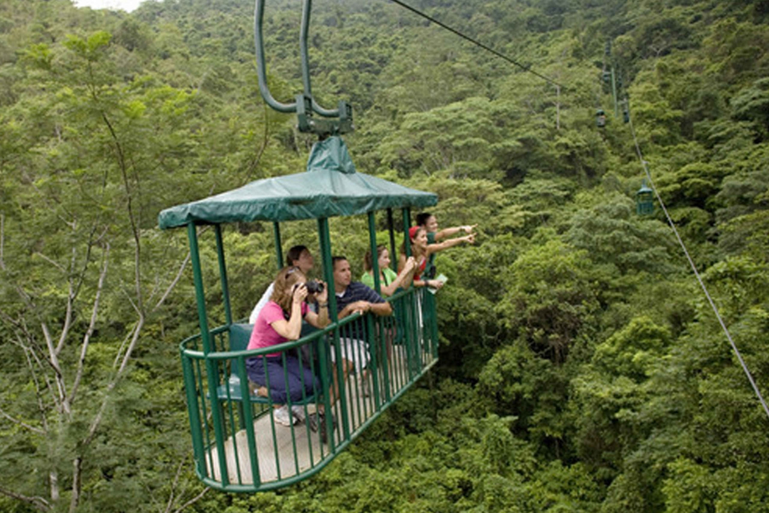 Rainforest Adventures Costa Rica Pacific Aerial Tram