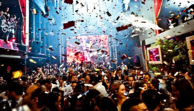 Rapsodia Lounge and Night Club