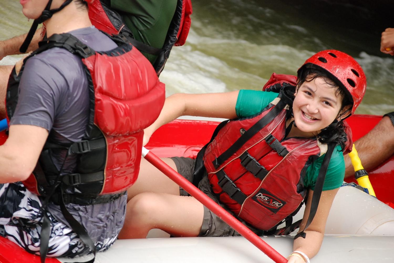Río Balsa Half-Day Rafting Adventure