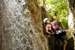 Rio Colorado: Canyoneering Tour with La Victoria Waterfall
