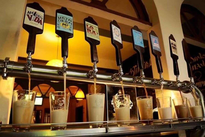 San Jose: Craft Beer 4-Hour Tasting Tour
