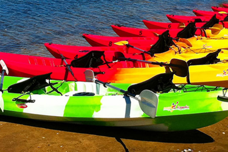 San Jose: Full-Day Tour with Kayaking and Hot Spring Visit
