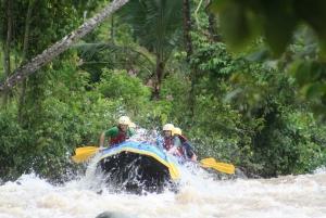Sarapiqui River White Water Rafting From La Fortuna