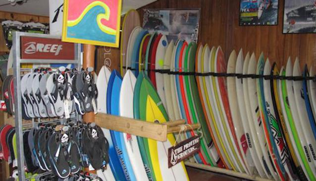 South Wave Surf Shop