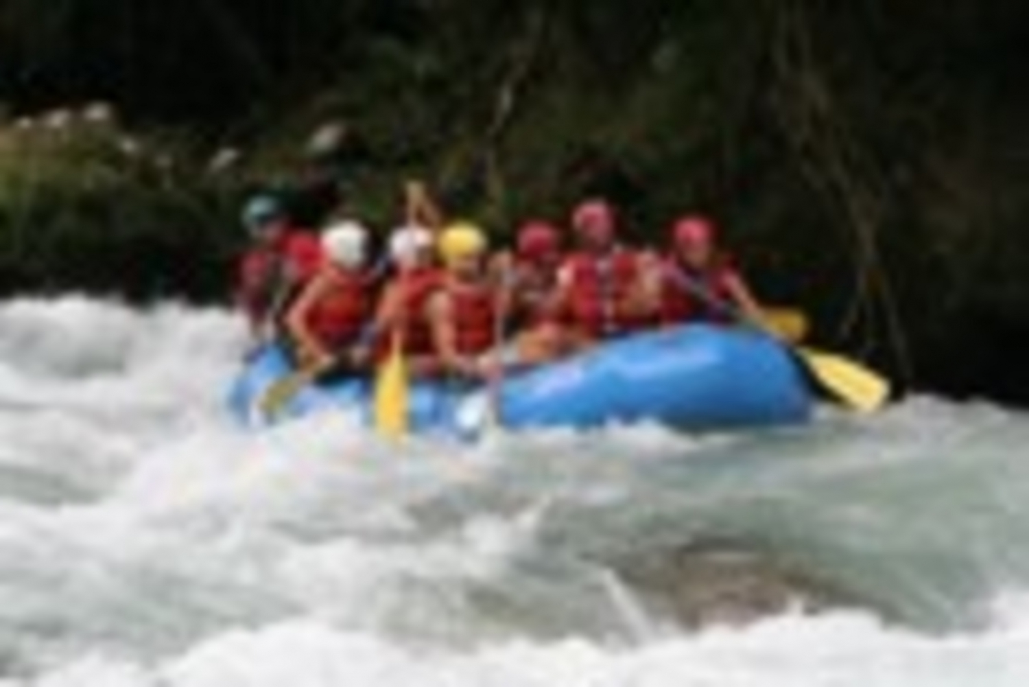 Tenorio River Rafting Day Tour