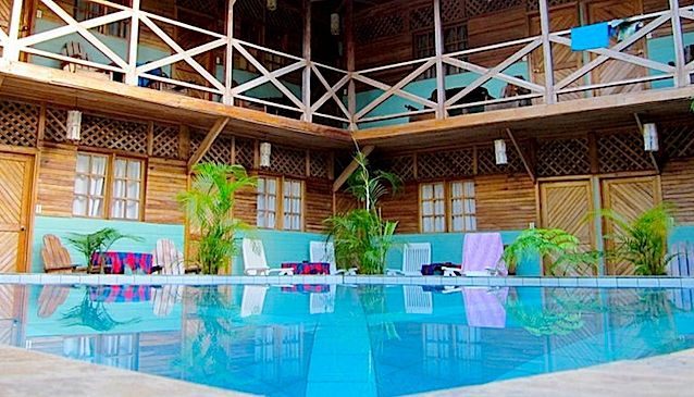 The Lizard King Hotel and Resort
