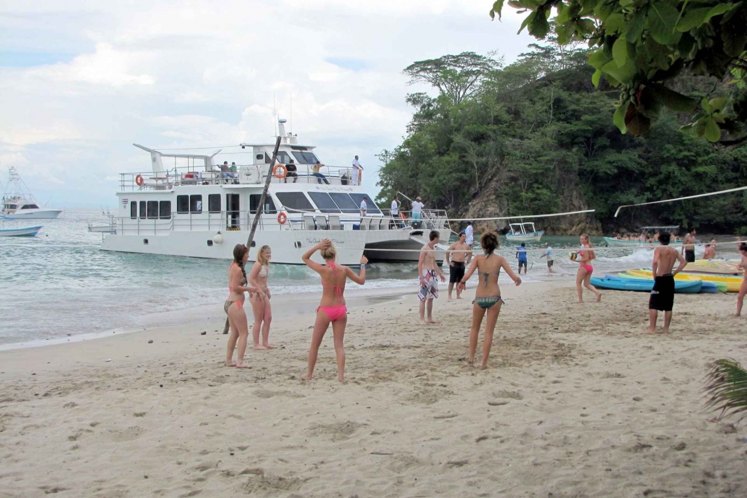 Tortuga Island Cruise from Jaco