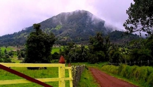 Turrialba National Park