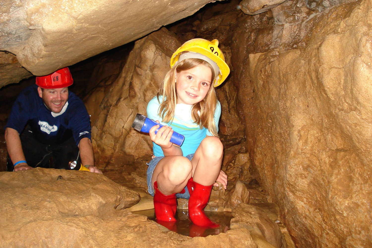 Venado Caves 5-Hour Spelunking Tour