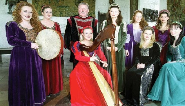 The Banquets of Bunratty Castle
