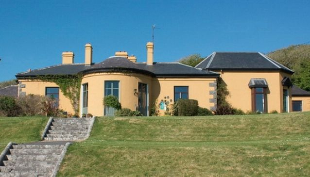 Ballinalackan Castle Country House Hotel