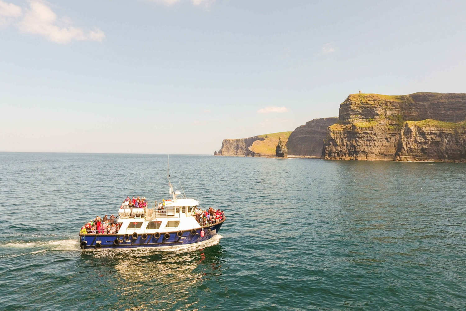 Cliffs of Moher 1-Hour Cruise from Doolin