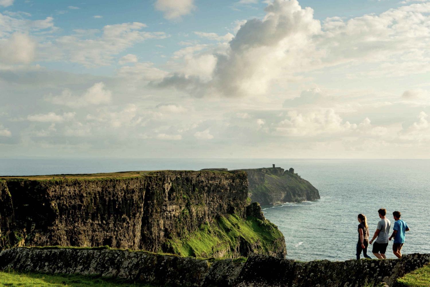 Cliffs of Moher Full-Day Tour from Limerick