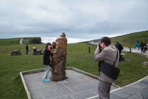 Cliffs of Moher & Galway City Full-Day Tour from Dublin