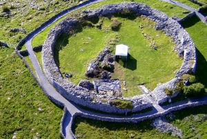 Cliffs of Moher Tour with Boat Ride and Caherconnell Fort
