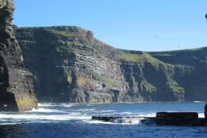 Dublin: Cliffs of Moher, Galway Bay and Burren Coastal Drive