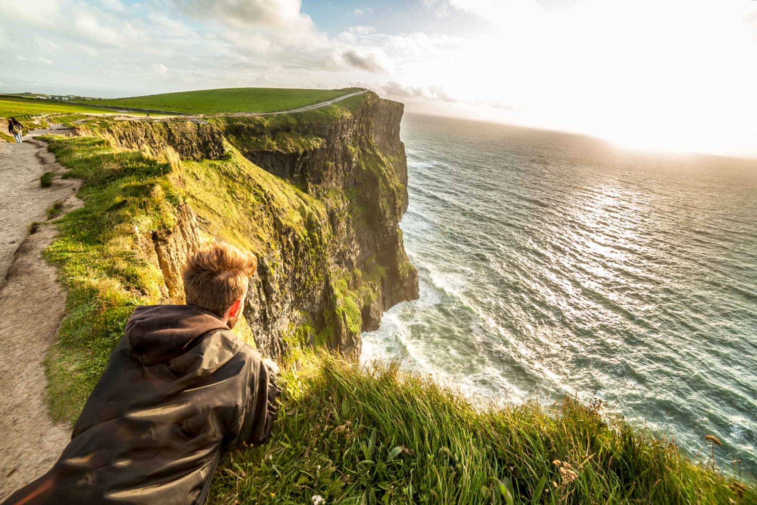 Dublin: Moher, Galway Bay and Burren Coastal Drive