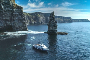 From Doolin: Cliffs of Moher Cruise