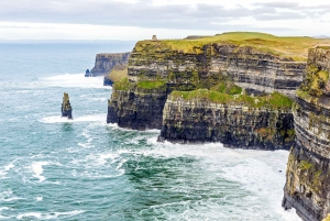 From Doolin: Inis Meáin Island & Cliffs of Moher Ferry