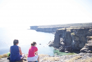 From Doolin: Inis Mor Ferry and Aran Islands