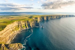 From Galway: Aran Islands & Cliffs of Moher Tour with Cruise