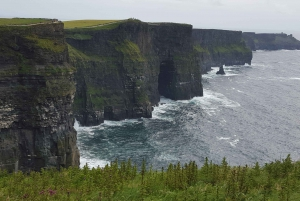 From Galway: Cliffs of Moher Explorer Tour