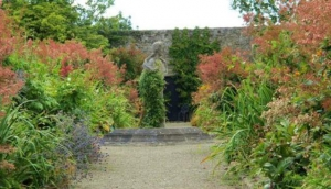 Knappogue Castle and Walled Garden