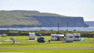 Nagles Doolin Caravan & Camping Park