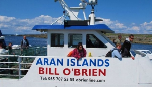 O'Brien Line Doolin Ferry
