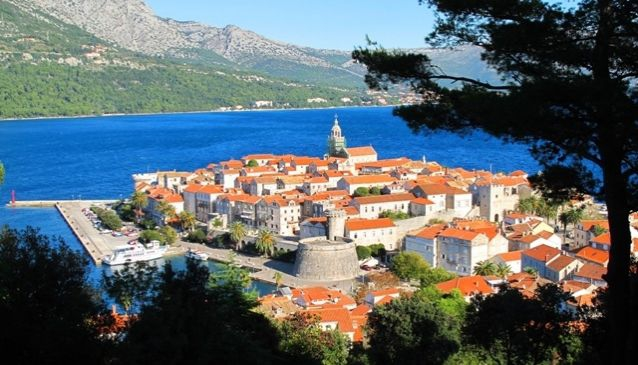 The Magnificence of Korcula