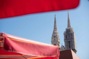 2-Hour Old Zagreb Private Walking Tour