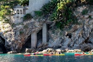 2 Tour Combo: Game of Thrones Walking Tour & Sea Kayak Tour