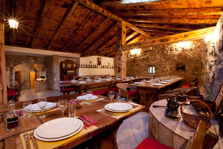 4-Hour Dalmatian Dinner Experience