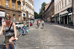 Best of Zagreb: 4-Hour Cycling Tour