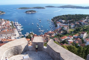 Blue Cave and Hvar by Speedboat from Split and Trogir