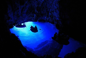 Blue Cave and Hvar Island Trip from Split