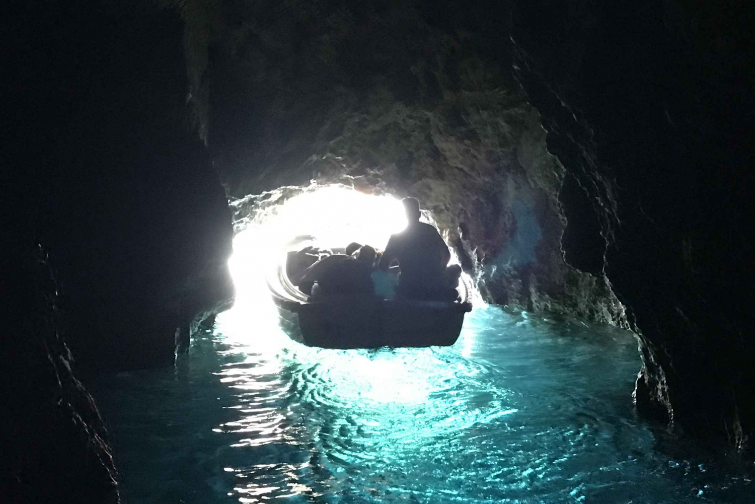 Blue Cave and Vis Gastronomy Day Trip from Hvar
