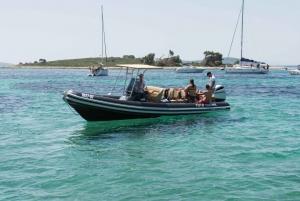 Blue Lagoon: 3 Islands Tour