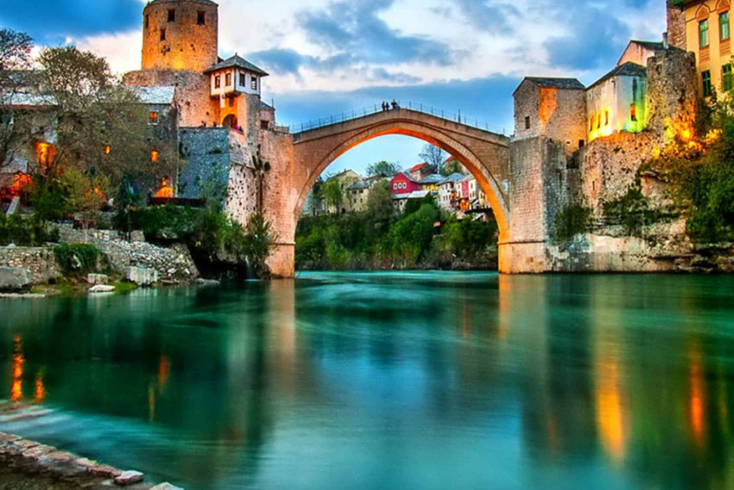 Bosnia & Herzegovina: Full-Day Tour from Dubrovnik
