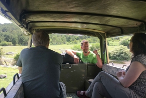 Brač: Island Exploration Tour by Four-Wheel Drive Jeep