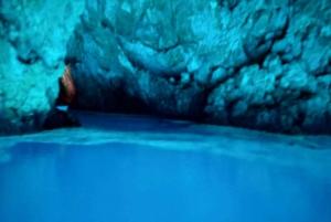Brač: Magical Blue Cave Island Hopping
