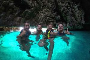 Cape Kamenjak: Cave and Safari Experience by Kayak