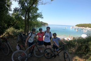 Cape Kamenjak: E-Bike Cycling & Gastronomy Tour