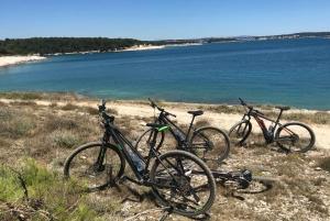 Cape Kamenjak: Half–Day Wine Tasting & Bike Tour