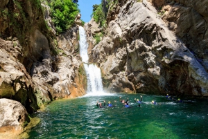 Cetina River Canyoning from Split