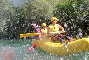 Cetina River Rafting Adventure from Makarska